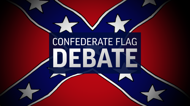 Heart attack leads to change of heart over Confederate flag