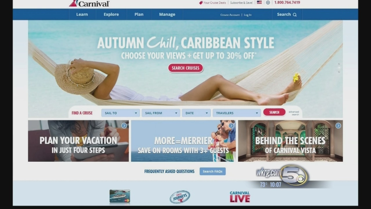 carnival cruise packages are already in high demand