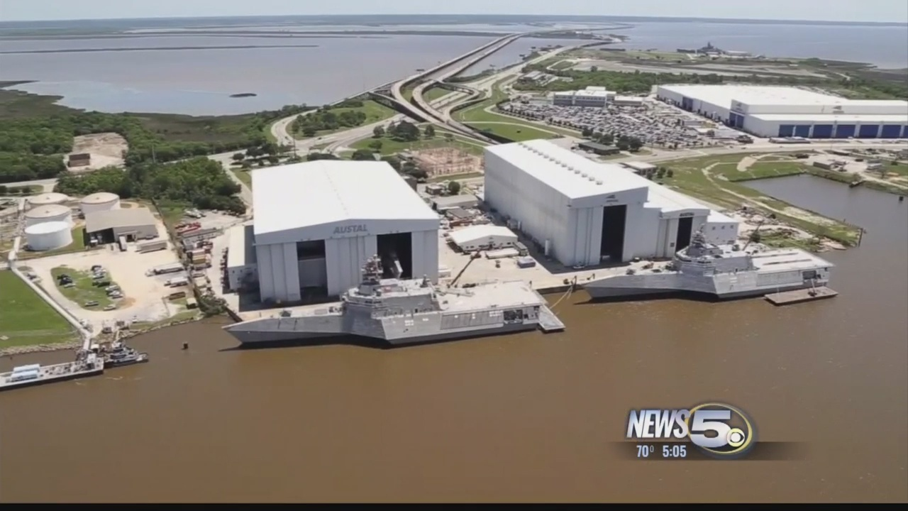 Work Surging, Stock Sinks and Name Stings At Austal