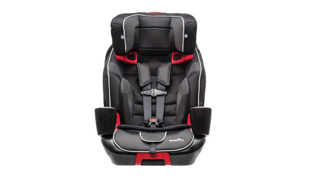 Evenflo Booster Seat Recall