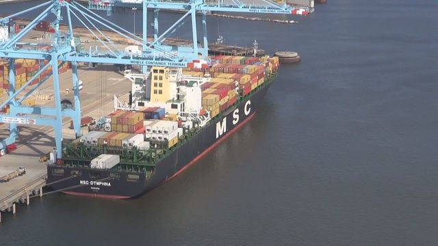 HELP WANTED: High-paying Jobs Available in Mobile, Alabama Maritime