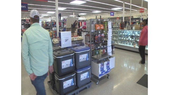 Popular Items Sold During The Tax Free Severe Weather Weekend