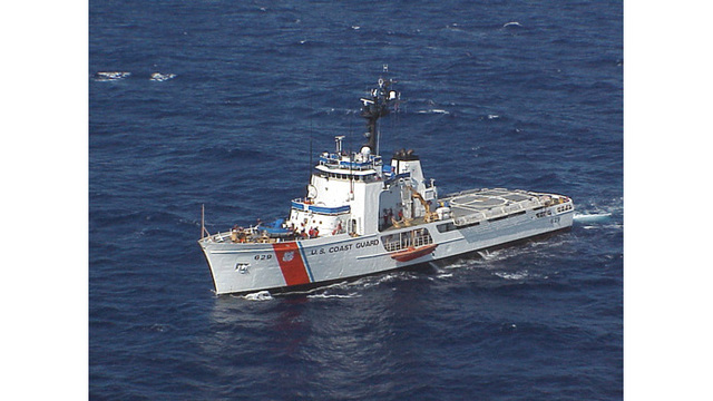Two Coast Guard Cutters Coming to Pensacola