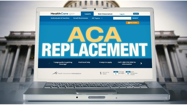 Senate Republicans Unveil Healthcare Bill to Replace Obamacare