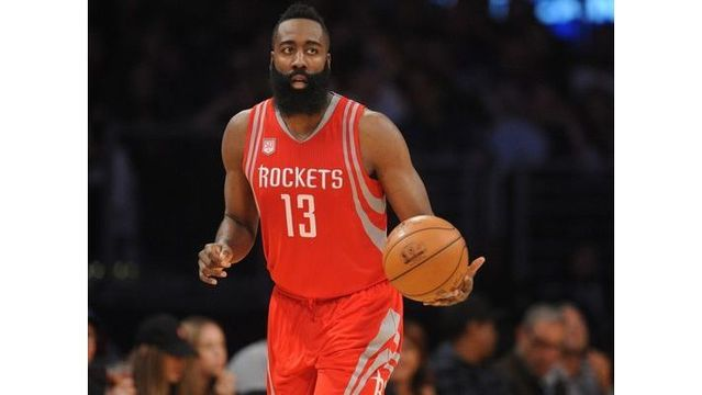 James Harden Signed Richest Deal In NBA History With The Houston Rockets