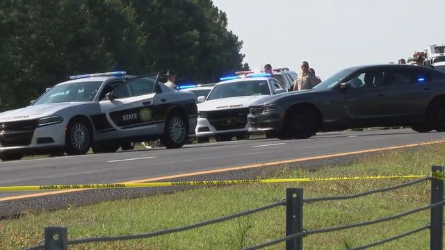 Trooper Shoots Woman on Interstate After Crash