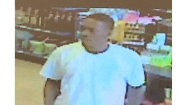 WANTED: Search for Stolen Credit Card Suspect in Mobile