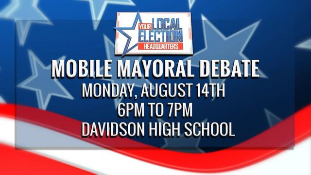 WKRG to Hold Mobile Mayoral Debate August 14