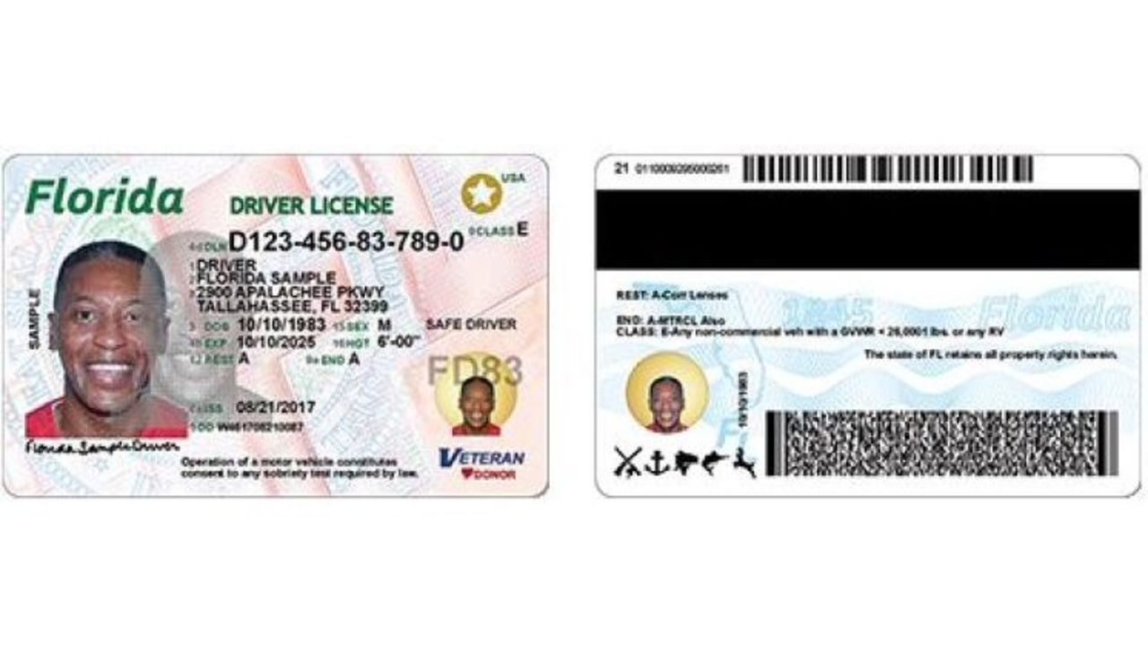 Getting A Florida Drivers License >> Florida Driver S Licenses Get New Look Better Security
