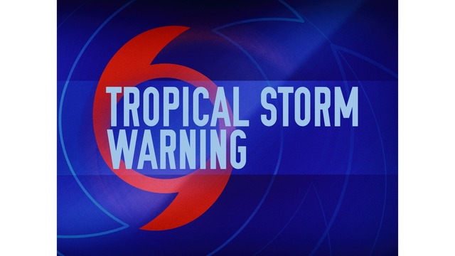 Tropical Storm Watch in Effect for Walton County