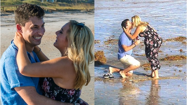 Rival Reporters at News 5, Fox 10 Announce Their Engagement!