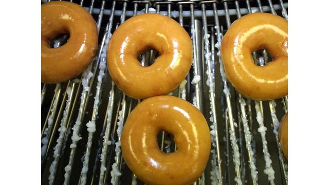 Sweet: Man arrested for doughnut glaze gets $37,500