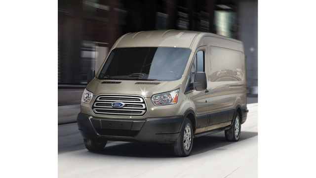 Ford Recalls Big Vans; Wiring Issue Could Cause Fires