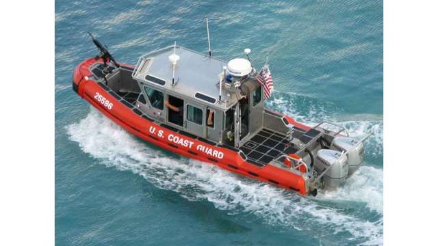 Coast Guard Suspends Search for Possible Missing Person