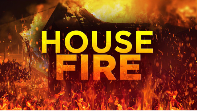 Home In Jackson Alabama Destroyed By Fire