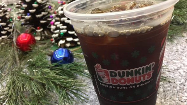 Dunkin' Donuts Giving Free Iced Coffee to Florida Residents