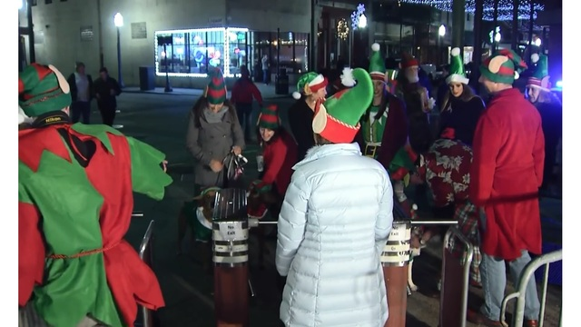 Wanted: Elves in Downtown Mobile This Friday