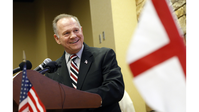 Moore Breaks Silence After Election In Video Statement