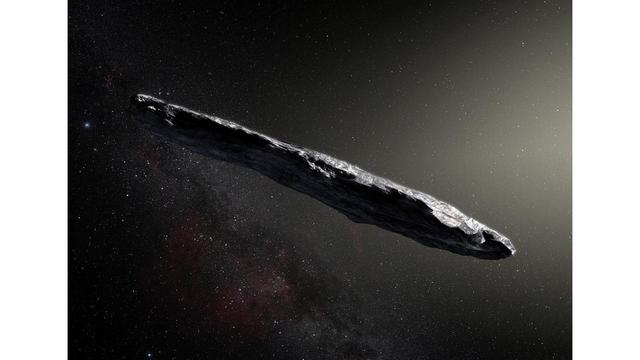 Scientists keep eye on 1st interstellar visitor, which some say could be an alien spacecraft