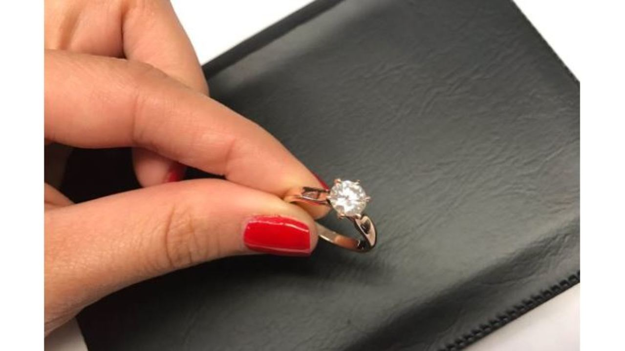Lose a ring? Miami airport looking for owner of diamond engagement ring