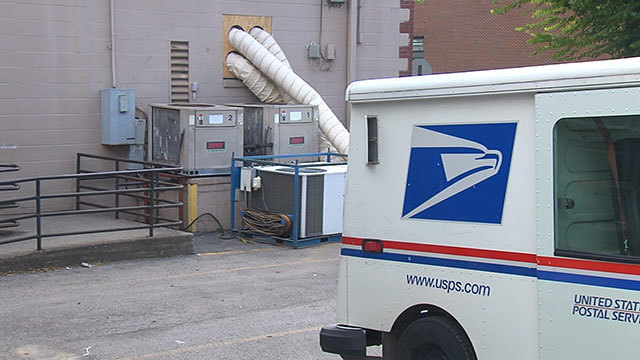 USPS delivering through Christmas Eve to because of high holiday package volumes