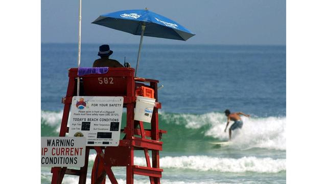 Pensacola Beach Lifeguard Tryouts Being Held for New Applicants