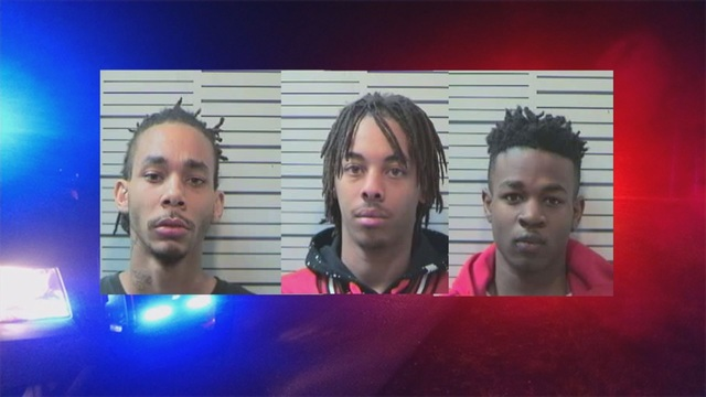 Three Mobile Men Charged in Polk County Murder