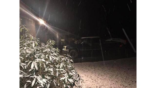GALLERY: News 5 viewer photos of winter weather