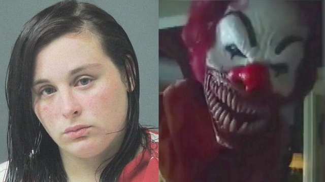 Woman behind 'Flomo Klown' scare sentenced to five years probation