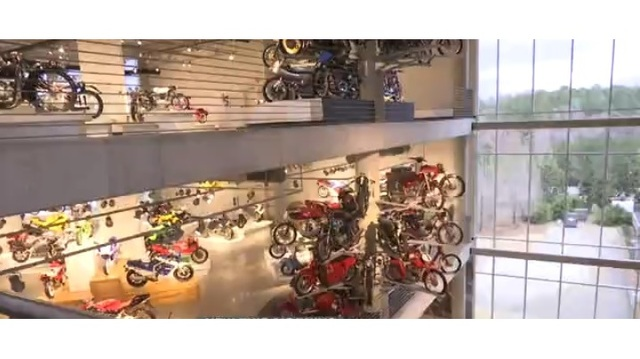 Barber Vintage Motorsports Museum named Alabama's Best Attraction by USA Today