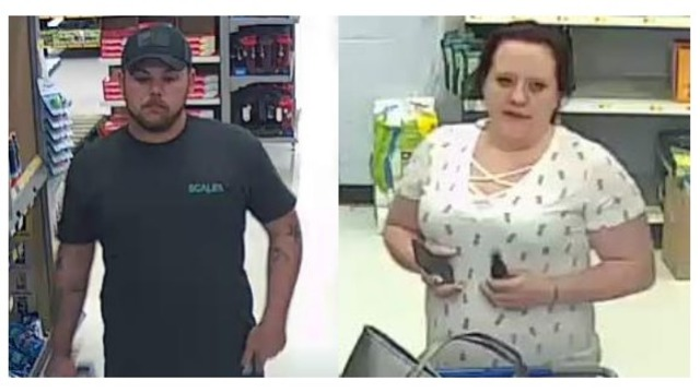 Saraland PD ask for assistance identifying shoplifting suspects