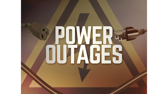 2,300 customers in Gulf Shores lose power