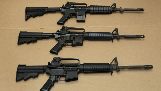 Florida House passes new rifle sales restrictions