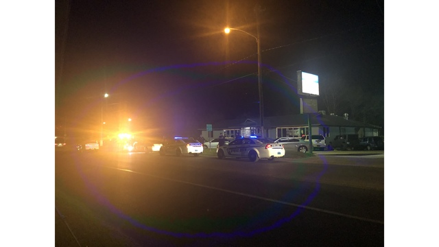 Police led on high speed chase in Mobile