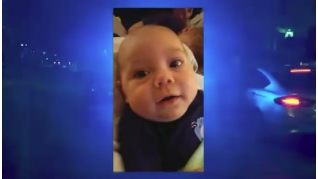 Father arrested after baby in Oklahoma Amber Alert found dead