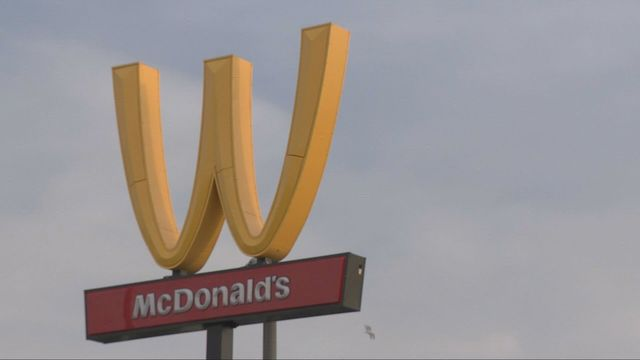 McDonald's flips Golden Arches to a 'W' for Women's Day