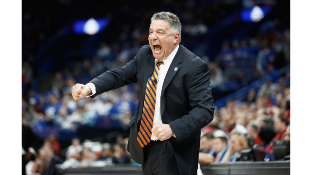 Auburn a 4 seed in the NCAA Tournament, will face Charleston