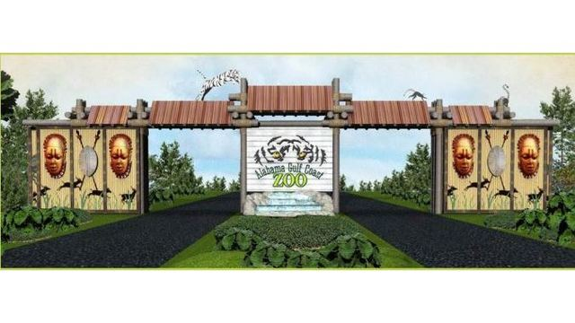 Alabama Gulf Coast Zoo plans long anticipated groundbreaking
