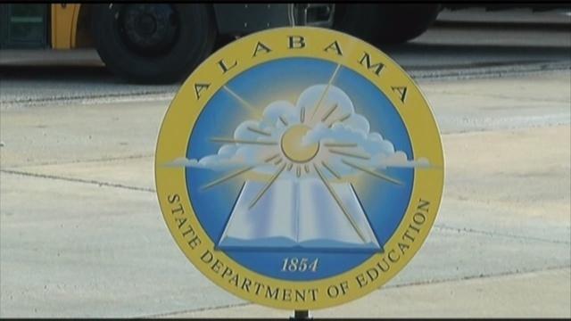 Alabama Department of Education is planning top personnel cuts