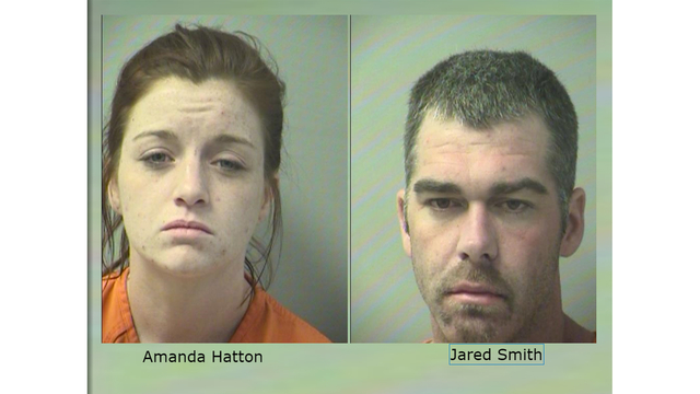 Deputies: Couple passed out in truck with 3-year-old child