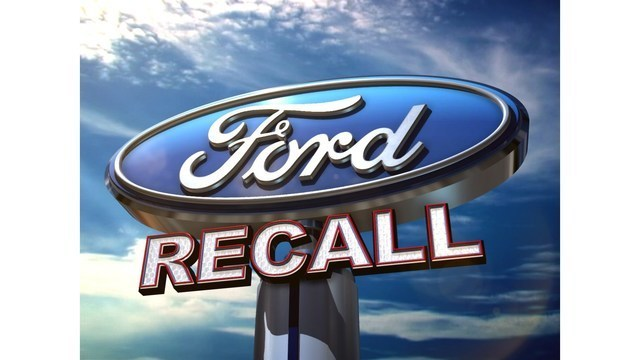 Ford recalls 1.4 million cars because steering wheel can come off