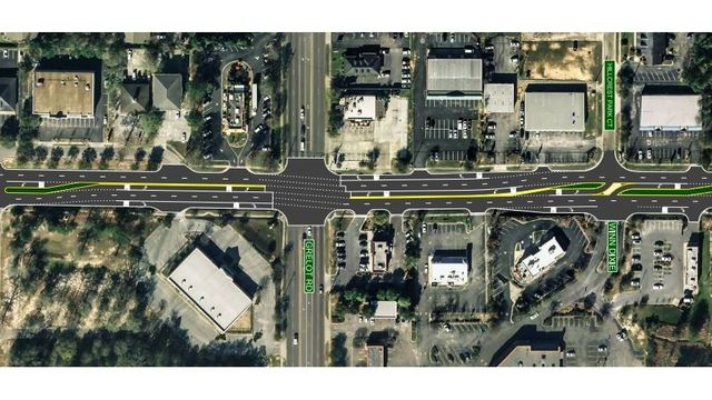 Mobile city leaders hold open house on Hillcrest Rd. traffic management plan