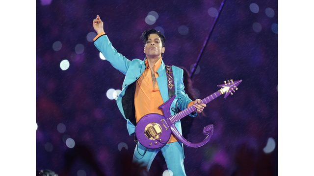Fentanyl in Prince's body was exceedingly high