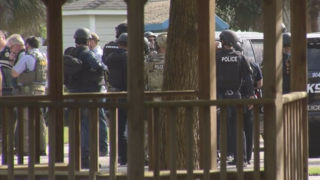 SWAT standoff ends in Gulf Shores