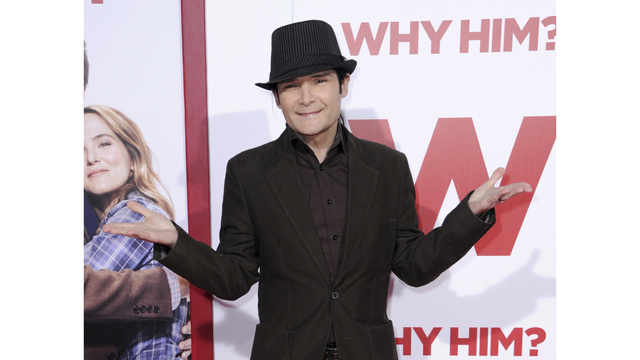 Actor Corey Feldman hospitalized, says he was stabbed
