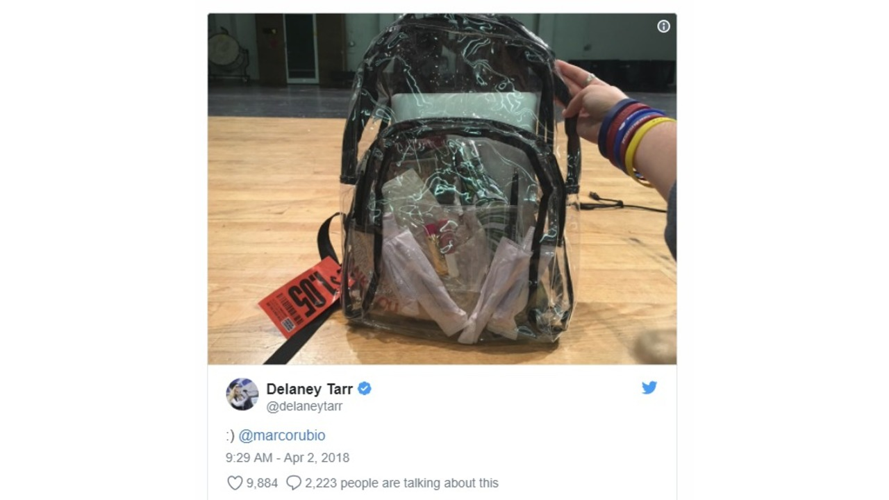 School shooting survivors don t like clear backpacks 499f4881409a9