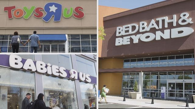 Exchange Toys R Us gift cards for Bed Bath and Beyond