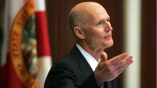 Gov. Rick Scott to announce Senate run Monday morning