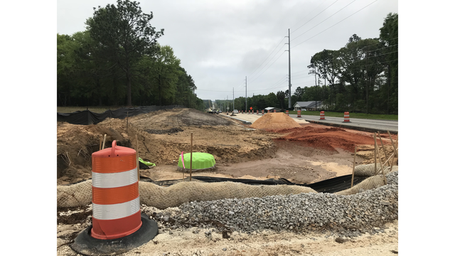 Portion of Schillinger Road will be closed for a month