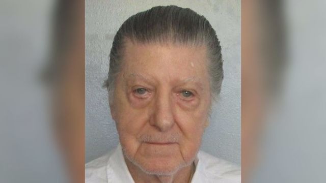 Execution set for Alabama's oldest death row inmate
